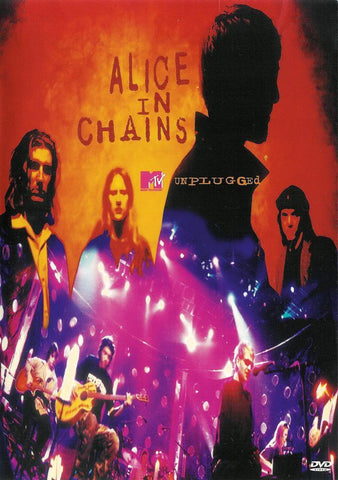 ALICE IN CHAINS-MTV UNPLUGGED DVD *NEW*