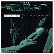 DAVIS MILES-NEW YORK CONCEPTION LP+CD *NEW*