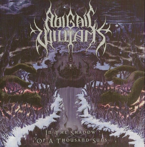 ABIGAIL WILLIAMS-IN THE SHADOWS OF A THOUSAND SUNS CD VG
