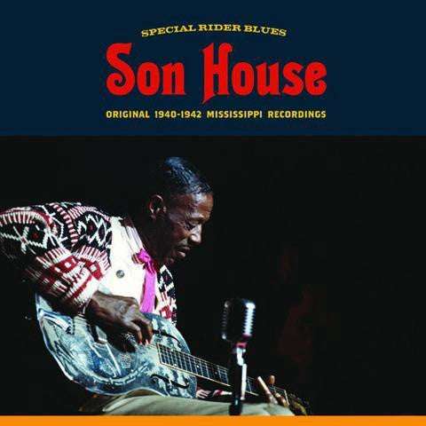 SON HOUSE-ORIGINAL 1940-1942 MISSISSIPPI RECORDINGS LP *NEW*
