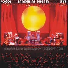 TANGERINE DREAM-LOGOS LP NM COVER VG+