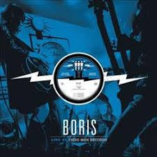 "BORIS-LIVE AT THIRD MAN RECORDS 12""EP *NEW*"