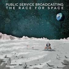 PUBLIC SERVICE BROADCASTING-THE RACE FOR SPACE CD *NEW*