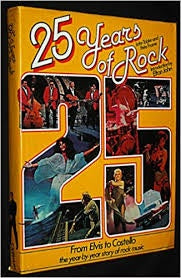 25 YEARS OF ROCK-BOOK VG