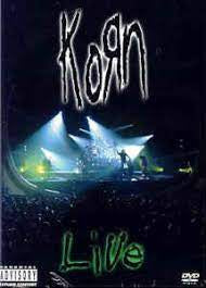 KORN-LIVE 2DVD NM