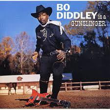 DIDDLEY BO-IS A GUNSLINGER LP *NEW*