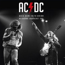 AC/DC-BACK HOME WITH BRIAN MELBOURNE BROADCAST 1981 2LP *NEW*