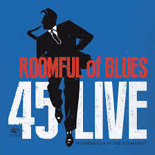 ROOMFUL OF BLUES-45 LIVE CD *NEW*