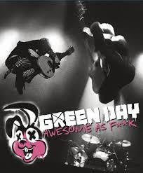 GREEN DAY-AWESOME AS F**K CD + BLURAY G