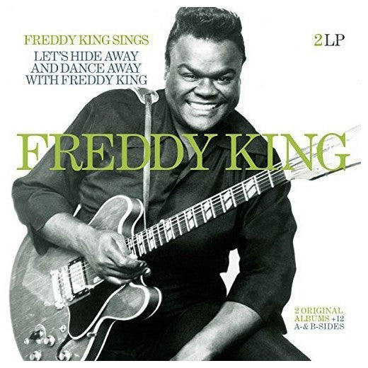 KING FREDDY-LET'S HIDE AWAY AND DANCE AWAY 2LP *NEW*
