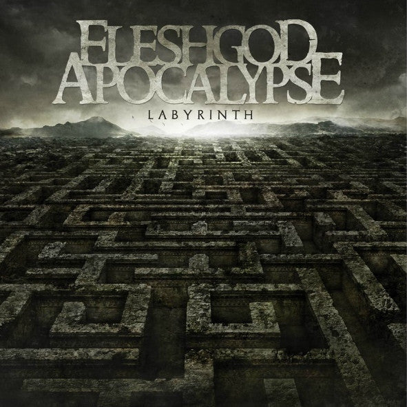 FLESHGOD APOCALYPSE-LABYRINTH CD VG