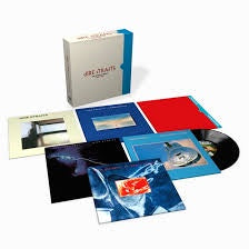 DIRE STRAITS-THE STUDIO ALBUMS 1978-1991 8LP *NEW*