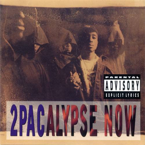2PAC-2PACALYPSE NOW CD G