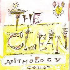 CLEAN THE-ANTHOLOGY SIGNED 2CD VG