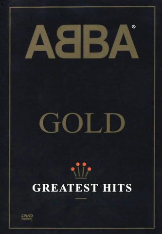 ABBA-GOLD GREATEST HITS DVD + 2CD VG