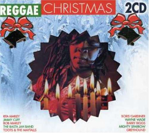 REGGAE CHRISTMAS-VARIOUS ARTISTS 2CD VG