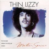 THIN LIZZY-MASTER SERIES CD VG