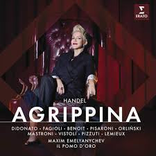 HANDEL-AGRIPPINA 3CD *NEW*
