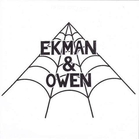 "EKMAN & OWEN-EKMAN & OWEN 7"" SINGLE *NEW*"