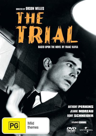 THE TRIAL DVD VG