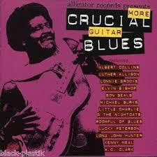 MORE CRUCIAL ROCKIN' BLUES-VARIOUS ARTISTS CD *NEW*