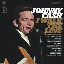 CASH JOHNNY-I WALK THE LINE LP *NEW*