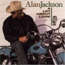JACKSON ALAN-A LOT ABOUT LIVIN *NEW*