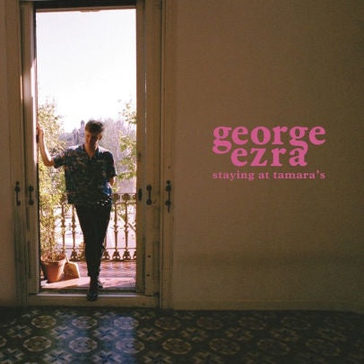 EZRA GEORGE-STAYING AT TAMARA'S CD *NEW*