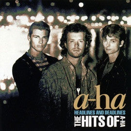 A-HA-HEADLINES AND DEADLINES CD VG