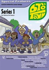 BRO' TOWN SERIES ONE DVD VG