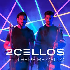 2CELLOS-LET THERE BE CELLO CD *NEW*