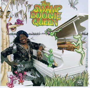 WEBSTER KATIE-THE SWAMP BOOGIE QUEEN CD VG