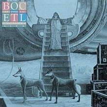 BLUE OYSTER CULT-EXTRATERRESTRIAL LIVE 2LP M COVER E