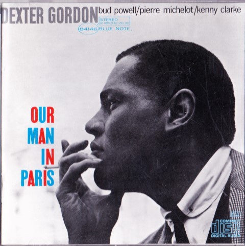 GORDON DEXTER-OUR MAN IN PARIS CD G