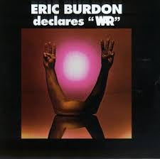 BURDON ERIC-ERIC BURDON DECLARES WAR LP VG COVER VG