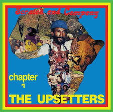 PERRY LEE-SCRATCH AND COMPANY UPSETTERS CHAPTER 1 LP *NEW*