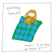 BARNETT COURTNEY-SOMETIMES I SIT AND THINK CD *NEW*