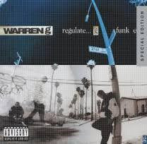 G WARREN-REGULATE...G FUNK ERA 2LP *NEW*