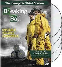 BREAKING BAD-THE COMPLETE THIRD SEASON 4DVD G