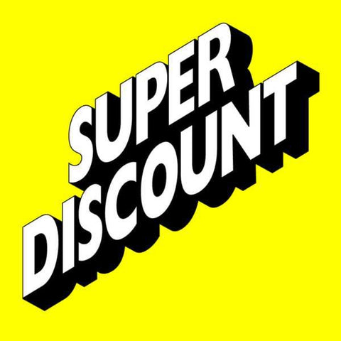 SUPER DISCOUNT-VARIOUS ARTISTS CD VG