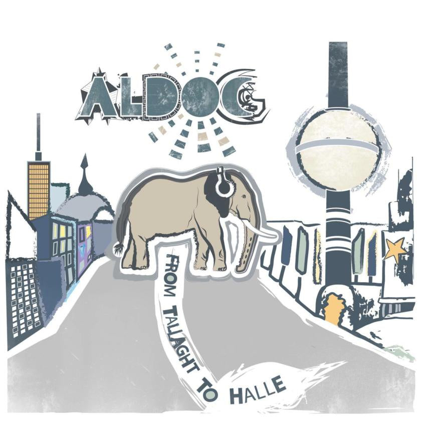 ALDOC-FROM TALLAGHT TO HALLE CD VG