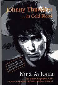 THUNDERS JOHNNY...IN COLD BLOOD-NINA ANTONIA BOOK G