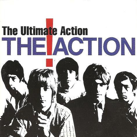 ACTION THE-THE ULTIMATE ACTION CD VG