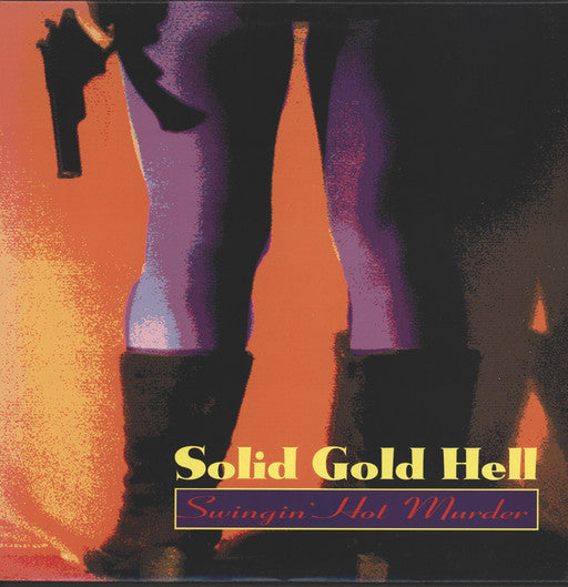 SOLID GOLD HELL-SWINGIN HOT MURDER LP *NEW*
