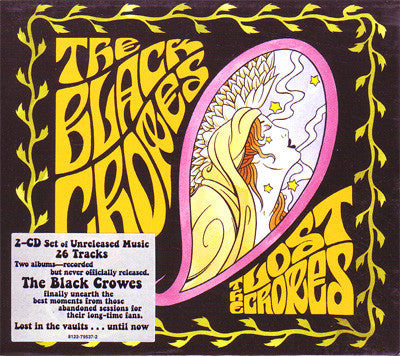 BLACK CROWES THE-THE LOST CROWES 2CD VG+