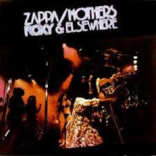 ZAPPA FRANK / MOTHERS-ROXY & ELSEWHERE 2LP EX COVER VG