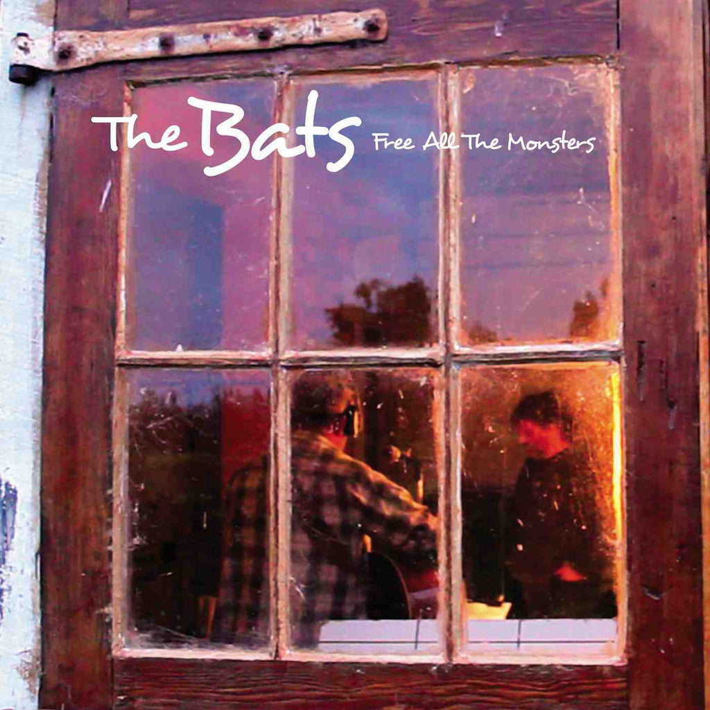 BATS THE-FREE ALL THE MONSTERS LP *NEW*