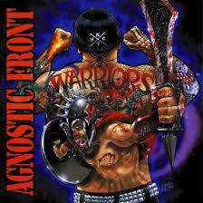AGNOSTIC FRONT-WARRIORS CD *NEW*