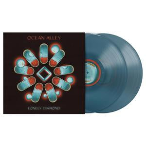 OCEAN ALLEY-LONELY DIAMOND BLUE VINYL 2LP PRE-ORDER *NEW*