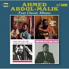 AHMED ABDUL-MALIK-FOUR CLASSIC ALBUMS 2CD *NEW*